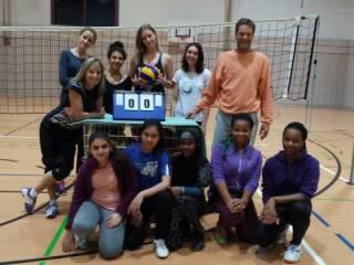 Volleyball Jugend weiblich
