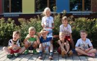 Wettkampfluft schnuppern - Kinderturnen