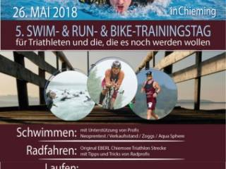 Swim and run 2018