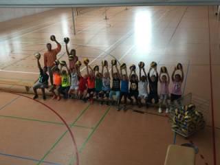 Volleyball Camp Kids 2019