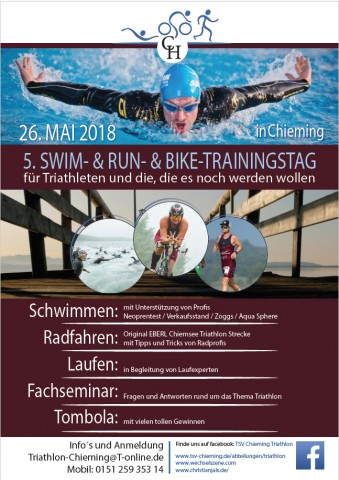 Swim and run1 2018